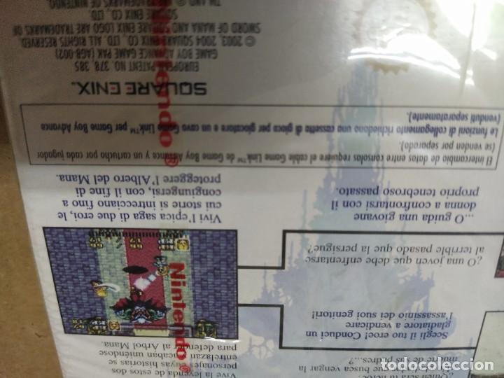 Videojuegos y Consolas: SWORD OF MANA NINTENDO GAMEBOY ADVANCE GBA PRECINTADO PAL-ESPAÑA - Foto 9 - 252354910