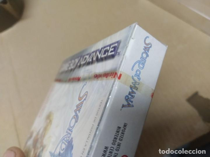 Videojuegos y Consolas: SWORD OF MANA NINTENDO GAMEBOY ADVANCE GBA PRECINTADO PAL-ESPAÑA - Foto 12 - 252354910