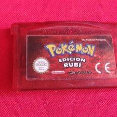Videojuegos y Consolas: JUEGO POKEMON EDITION RUBI NINTENDO GAME BOY ADVANCE. Lote 276130678