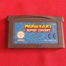 Videojuegos y Consolas: JUEGO MARIO KART SUPER CIRCUITO GAME BOY ADVANCE. Lote 276130923
