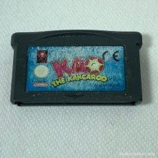 Videojuegos y Consolas: VIDEOJUEGO NINTENDO GAMEBOY ADVANCE - KAO THE KANGAROO - EUR. Lote 276275918