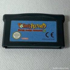 Videojuegos y Consolas: VIDEOJUEGO NINTENDO GAMEBOY ADVANCE - YOSHI'S ISLAND - SUPER MARIO ADVANCE 3 - EUR. Lote 276276473