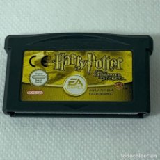 Videojuegos y Consolas: VIDEOJUEGO NINTENDO GAME BOY ADVANCE - HARRY POTTER AND THE CHAMBER OF SECRETS. Lote 276277133