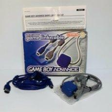 Videojuegos y Consolas: NINTENDO GAME BOY ADVANCE: GAME LINK CABLE 4 CONSOLAS. CAJA ORIGINAL.. Lote 276679828