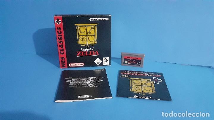 JUEGO THE LEGEND OF ZELDA. GAME BOY ADVANCE. (Juguetes - Videojuegos y Consolas - Nintendo - GameBoy Advance)