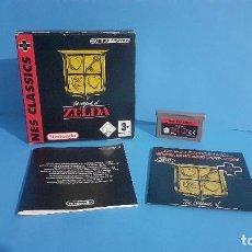 Videojuegos y Consolas: JUEGO THE LEGEND OF ZELDA. GAME BOY ADVANCE.. Lote 277538708