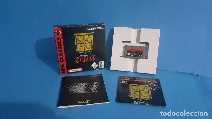 Videojuegos y Consolas: Juego The Legend of Zelda. Game boy advance. - Foto 3 - 277538708