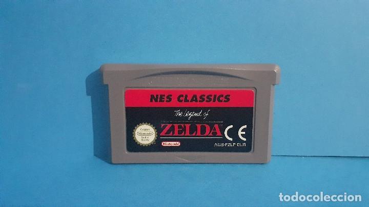 Videojuegos y Consolas: Juego The Legend of Zelda. Game boy advance. - Foto 4 - 277538708