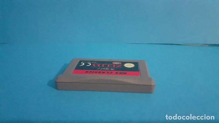 Videojuegos y Consolas: Juego The Legend of Zelda. Game boy advance. - Foto 6 - 277538708