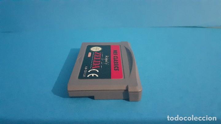 Videojuegos y Consolas: Juego The Legend of Zelda. Game boy advance. - Foto 7 - 277538708