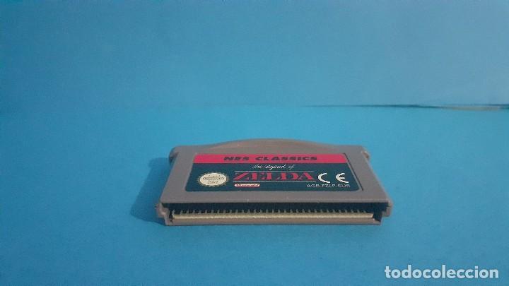 Videojuegos y Consolas: Juego The Legend of Zelda. Game boy advance. - Foto 9 - 277538708