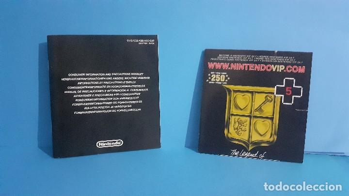 Videojuegos y Consolas: Juego The Legend of Zelda. Game boy advance. - Foto 10 - 277538708