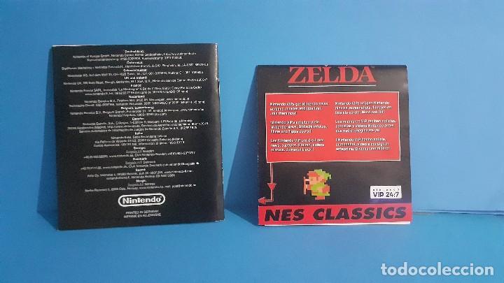 Videojuegos y Consolas: Juego The Legend of Zelda. Game boy advance. - Foto 11 - 277538708