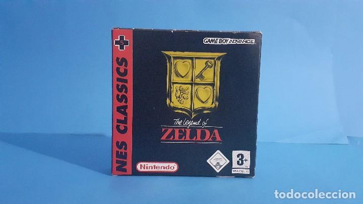 Videojuegos y Consolas: Juego The Legend of Zelda. Game boy advance. - Foto 12 - 277538708
