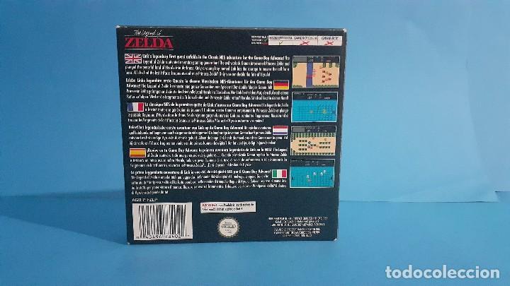 Videojuegos y Consolas: Juego The Legend of Zelda. Game boy advance. - Foto 15 - 277538708