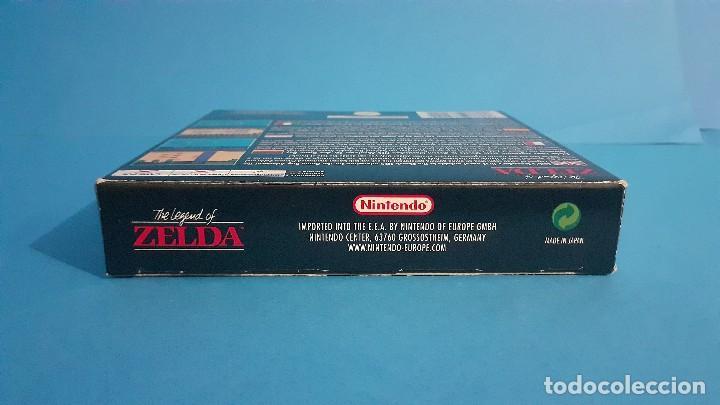 Videojuegos y Consolas: Juego The Legend of Zelda. Game boy advance. - Foto 17 - 277538708