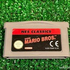 Videojuegos y Consolas: SÚPER MARIO BROS NES CLASSIC NINTENDO GBA.. Lote 277666408