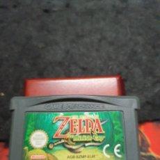 Videojuegos y Consolas: NINTENDO GAMEBOY ADVANCE ZELDA MINISH CAP. Lote 277722493