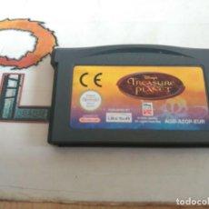 Videojuegos y Consolas: NINTENDO GAME BOY ADVANCE GBA DISNEY PLANETA DEL TESORO SOLO CARTUCHO PAL EUR. Lote 278763538