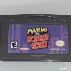 Videogiochi e Consoli: NINTENDO GAME BOY ADVANCE : ANTIGUO JUEGO MARIO US DONKEY KONG - USA - FUNCIONANDO. Lote 280557003