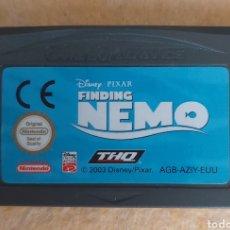Videojuegos y Consolas: BUSCANDO A NEMO GAME BOY ADVANCE. Lote 283348818