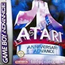 Videojuegos y Consolas: GAME BOY ADVANCE - ATARI- NINTENDO - CON CAJA ORIGINAL E INSTRUCIONES. Lote 286309113