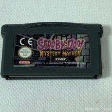 Videojuegos y Consolas: VIDEOJUEGO NINTENDO - GAMEBOY ADVANCE - SCOOBY-DOO! MYSTERY MAYHEM - EUR. Lote 286957393