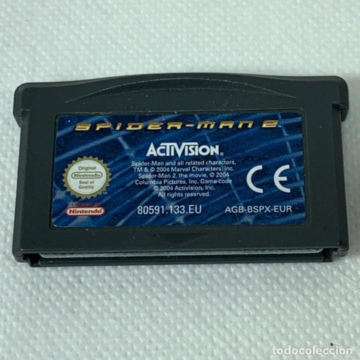 VIDEOJUEGO NINTENDO - GAMEBOY ADVANCE - SPIDERMAN 2 - EUR (Juguetes - Videojuegos y Consolas - Nintendo - GameBoy Advance)