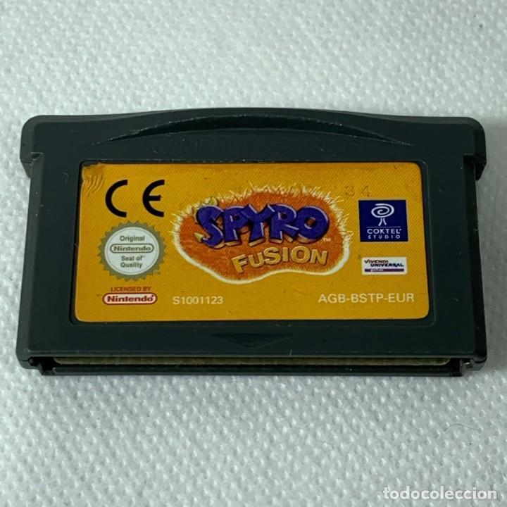 VIDEOJUEGO NINTENDO - GAMEBOY ADVANCE - SPYRO FUSION - EUR (Juguetes - Videojuegos y Consolas - Nintendo - GameBoy Advance)