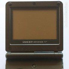 Videojuegos y Consolas: GAME BOY ADVANCE SP - NINTENDO MOD.AGS 001 - AÑO 2002 - COLOR NEGRO NUEVA EN PERFECTO ESTADO. Lote 286986233
