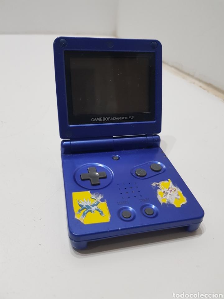 GAME BOY ADVANCE SP AGS-001 (Juguetes - Videojuegos y Consolas - Nintendo - GameBoy Advance)