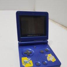 Videojuegos y Consolas: GAME BOY ADVANCE SP AGS-001. Lote 287253343