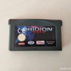 Videojuegos y Consolas: IRIDION II, GAME BOY ADVANCE. Lote 289353423