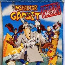 Videojogos e Consolas: JUEGO GAME BOY ADVANCE DE : INSPECTOR GADGET. Lote 290697648