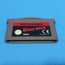 Videojuegos y Consolas: SUPER MARIO BROS , NES CLASSICS PARA GAMEBOY ADVANCED. Lote 293623023