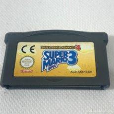 Videojuegos y Consolas: VIDEOJUEGO NINTENDO - GAMEBOY ADVANCE - SUPER MARIO BROS 3 - EUR. Lote 293717518