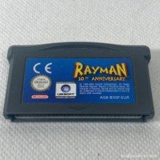 Videojuegos y Consolas: VIDEOJUEGO NINTENDO - GAMEBOY ADVANCE - RAYMAN 10TH ANNIVERSARY - EUR. Lote 293718363