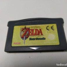 Videojuegos y Consolas: ZELDA LINK + FOUR SWORDS ( GAMEBOY ADVANCE - ESP) 100% ORIGINAL. Lote 293806428