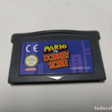 Videojuegos y Consolas: MARIO VS. DONKEY KONG ( GAMEBOY ADVANCE - ESP) 100% ORIGINAL. Lote 293806908