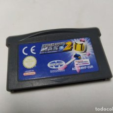 Videojuegos y Consolas: BOMBERMAN MAX 2 ( GAMEBOY ADVANCE - ESP) 100% ORIGINAL. Lote 293807148