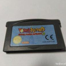 Videojogos e Consolas: YOSHI´S ISLAND + MARIO ADVANCE 3 ( GAMEBOY ADVANCE - ESP) 100% ORIGINAL. Lote 293807503