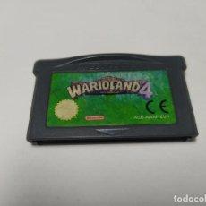 Videojogos e Consolas: WARIOLAND 4 ( GAMEBOY ADVANCE - PAL -ESP) NO FUNCIONA!. Lote 293874558