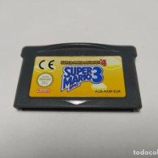 Videojuegos y Consolas: SUPER MARIO BROS. 3 + ADVANCE 4 ( GAMEBOY ADVANCE - PAL -ESP) (2). Lote 293874703