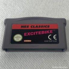 Videojuegos y Consolas: VIDEOJUEGO NINTENDO - GAMEBOY ADVANCE - NES CLASSICS - EXCITEBIKE - EUR. Lote 294128933