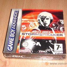 Videojuegos y Consolas: ALEX RIDER: STORMBREAKER A ESTRENAR PARA NINTENDO GBA. Lote 26647892