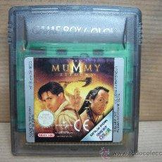 Videojuegos y Consolas: VIDEO JUEGO NINTENDO GAME BOY COLOR - THE MUMMY RETURNS . Lote 25369561