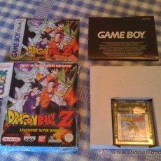 Videojuegos y Consolas: DRAGON BALL Z LEGENDARY SUPER WARRIORS PARA NINTENDO GAMEBOY COLOR COMPLETO - GAME BOY GBC GB. Lote 26532846