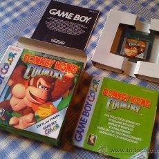 Videogiochi e Consoli: DONKEY KONG COUNTRY NINTENDO GAMEBOY GAME BOY COLOR ADVANCE SP JUEGO. Lote 26532902