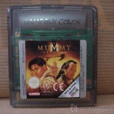 Videojuegos y Consolas: VIDEO JUEGO NINTENDO - GAME BOY COLOR - THE MUMMY RETURNS . Lote 27427388