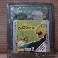 Videojuegos y Consolas: VIDEO JUEGO NINTENDO - GAME BOY COLOR - DINOSAUR . Lote 27428100
